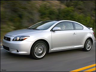 New Scion tC