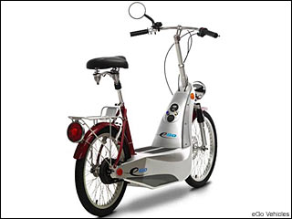 eGO Cycle 2 Classic Electric cycle