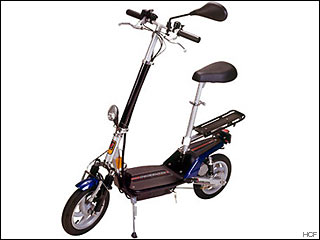 HCF 737 Pacelite Electric Scooters