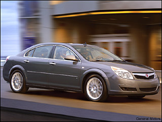 Cheap Hybrids: Saturn Aura Hybrid