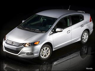 New 2010 Honda Insight Pictures