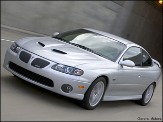 Used 2006 Pontiac GTO
