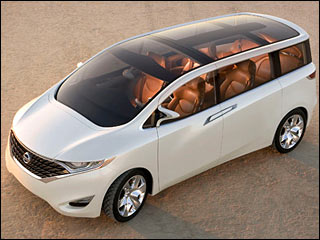 Vans And Minivans Of The Future