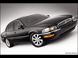 2005 Buick Park Avenue