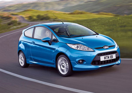 Ford on El Ford Fiesta Zetec Debutar   Antes Del Focus Rs   Autoblog Latino