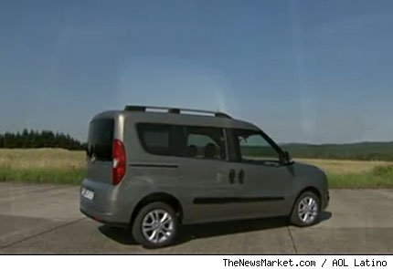 opel combo 2011