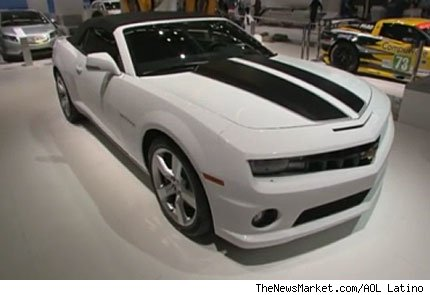 chevrolet camaro 2011