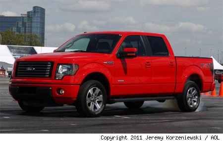 ford pickup ecoboost