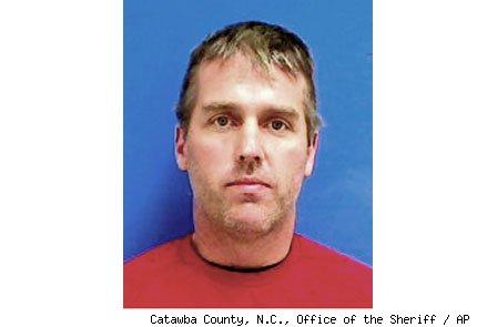 Jeremy Mayfield arrestado
