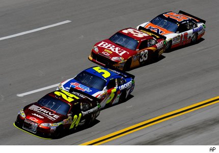 bienvenidos a nascar miami