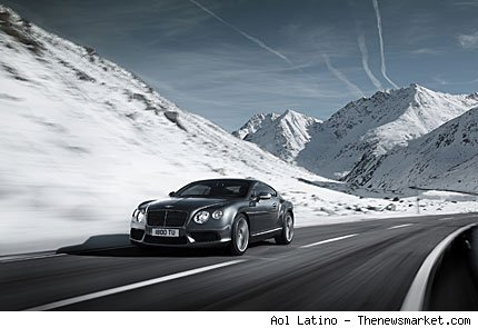 bentley 2012 