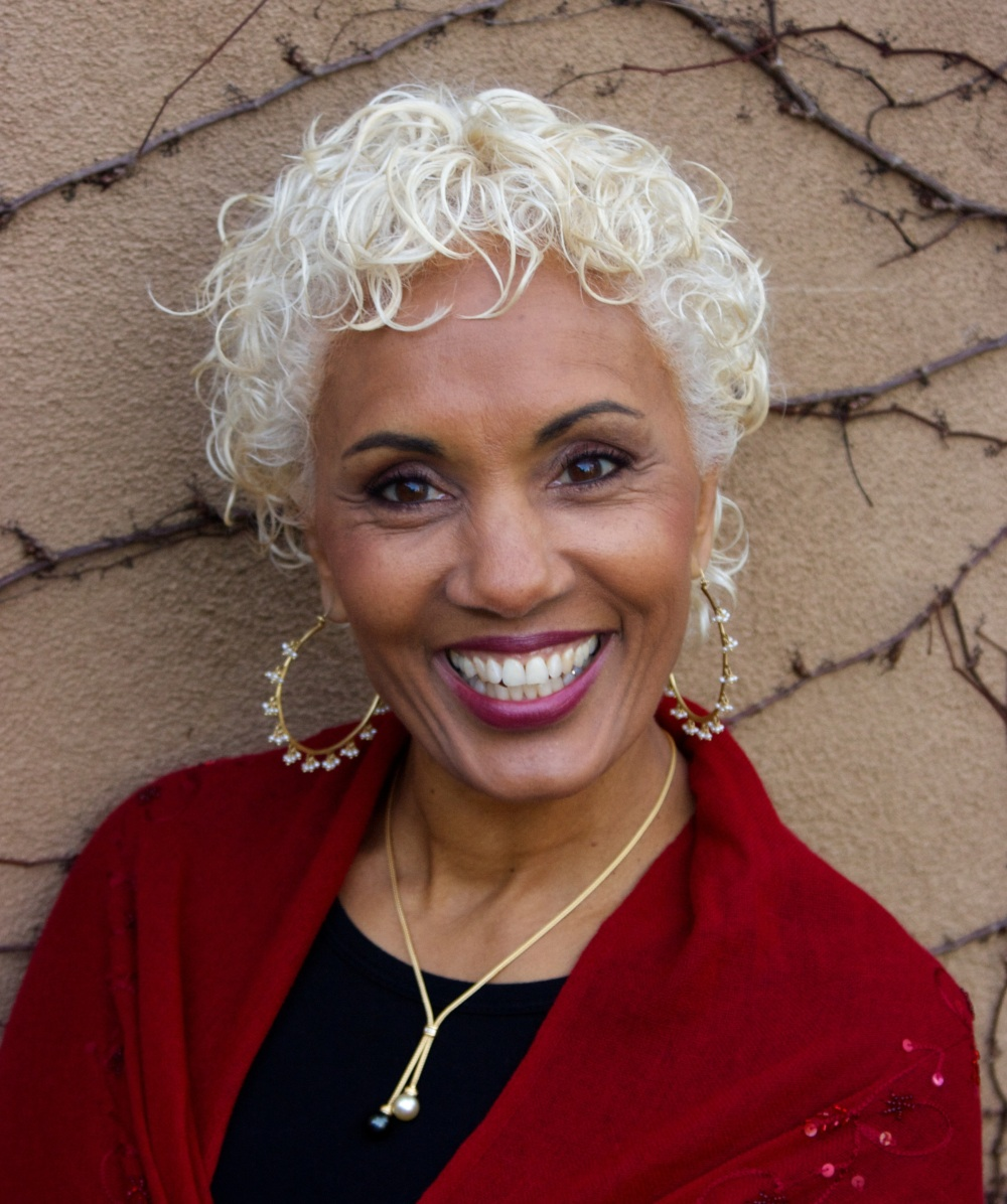 "Deborah Santana, featured in ""I Am a Philanthropist: Diverse Voices in Giving"""