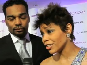 Black History Month Moment: TV Personality April Woodard