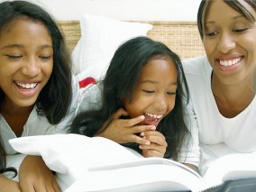 Black History Month 2011: Why Black Bedtime Stories Matter More