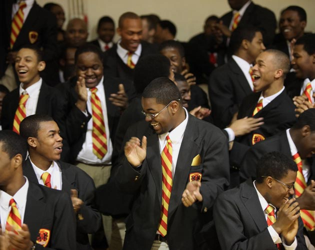 Urban Prep Academy 