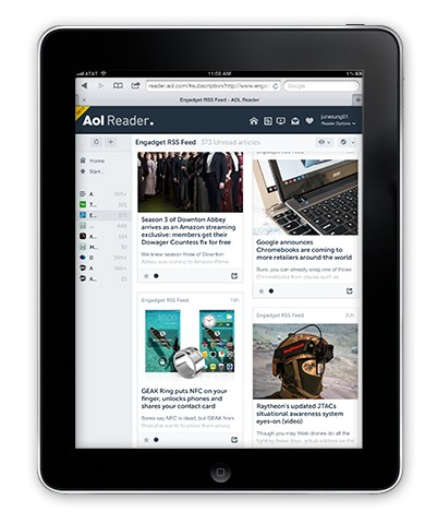 AOL Reader Beta Launched to Capitalize on Google Reader's ...