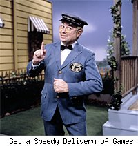 Speedy Delivery - Mr. McFeely