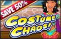 Half off Halloween Games - Costume Chaos!