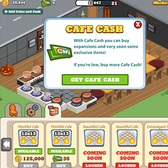 Cafe Cash, Expansions Show Up in Cafe World