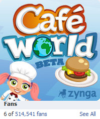 Cafe World Fans