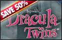 Half off Halloween Games - Dracula Twins