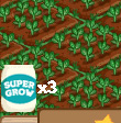 Farmville crop whisperer ribbon requires Super Grow fertilizer