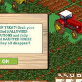 FarmVille: Limited Edition Halloween-y Items Have Arrived
