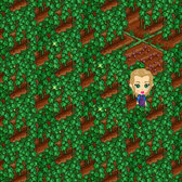 FarmVille Crop Whisperer: Sparkly Fertilized Crops in the Wild