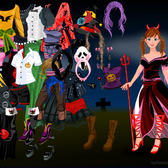 Free Halloween Games: Six Spooky Dress Up Games
