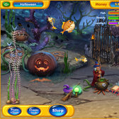 Get Tanked with the New Fishdom: Spooky Splash