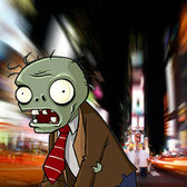 Plants vs. Zombies Invade NYC's Annual Halloween Parade