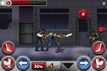 The gallery for --> Zombieland Game