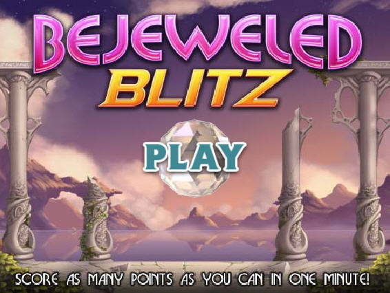 free game bejeweled blitz on a kindle