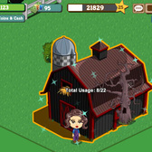 Oh Joy! FarmVille Turns Barns and Sheds into Useful Storage Buildings