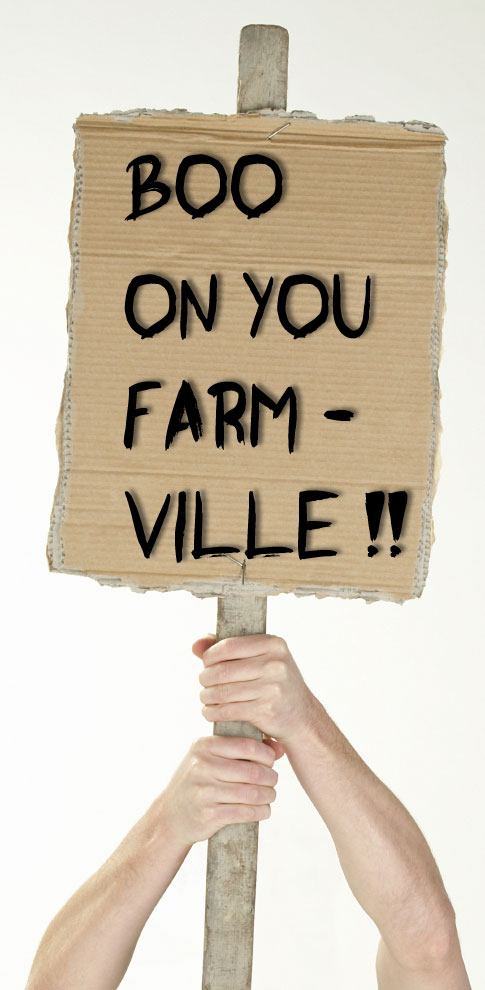 farmville storage is getting vitual farmers in a tizzy