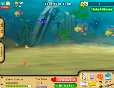 beautiful fish in the world fish aquarium game