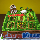Daily Wrap: Yummy FarmVille Cake; Facebook Snowboarding Game?