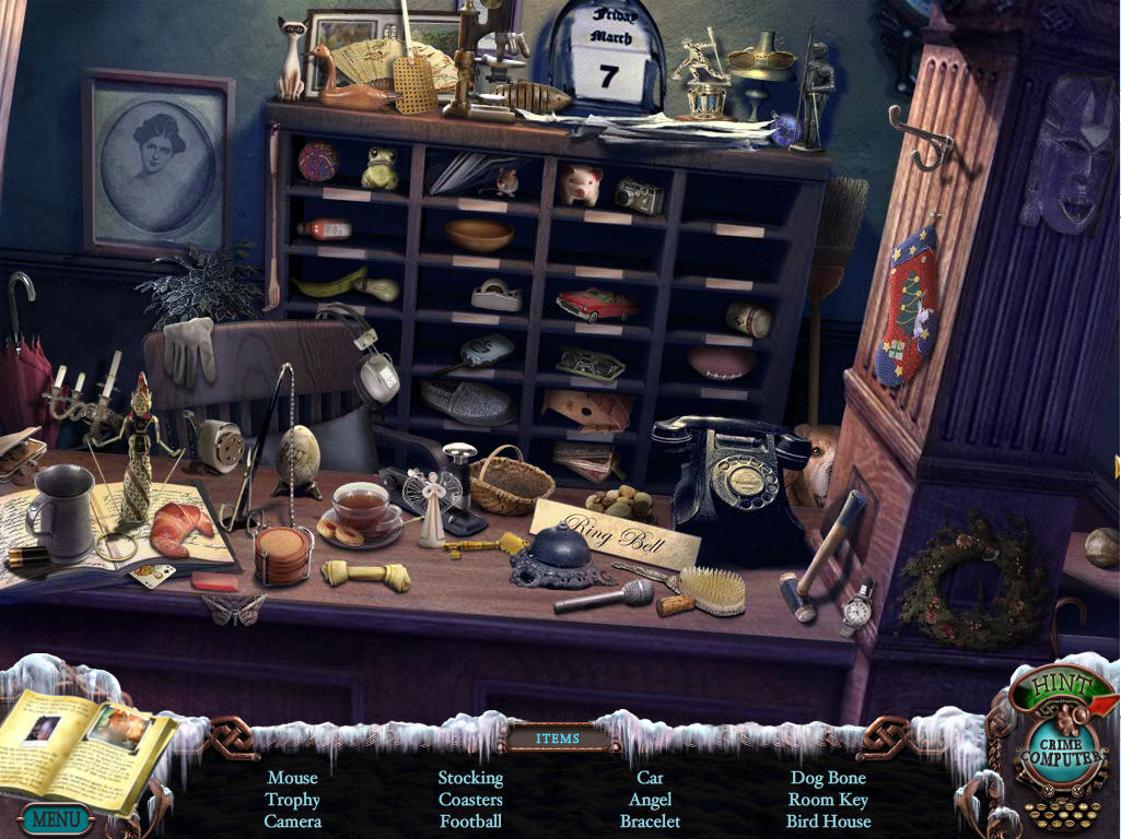 Find The Hidden Objects Game | New Calendar Template Site