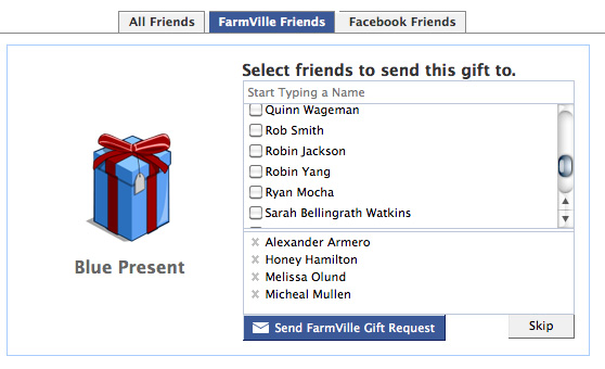 facebook sets gifting limits in farmville and other social games