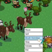 FarmVille Reindeer: The Furry Gift that Keeps on Giving
