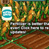 FarmVille Fertilizer enhanced, now 'better than ever'