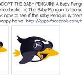 Happy Aquarium - Adopt The Baby Penguin - Cute Overload Continues