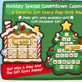 Pet Society advent calendars: it's not too late to buy one