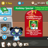 Pet Society Holiday Fish: Learn How to Catch Them All