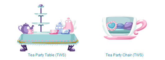 pet society tea party