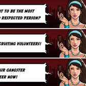 Playfish Recruiting Gangsters (for Mafia Wars-style game?)