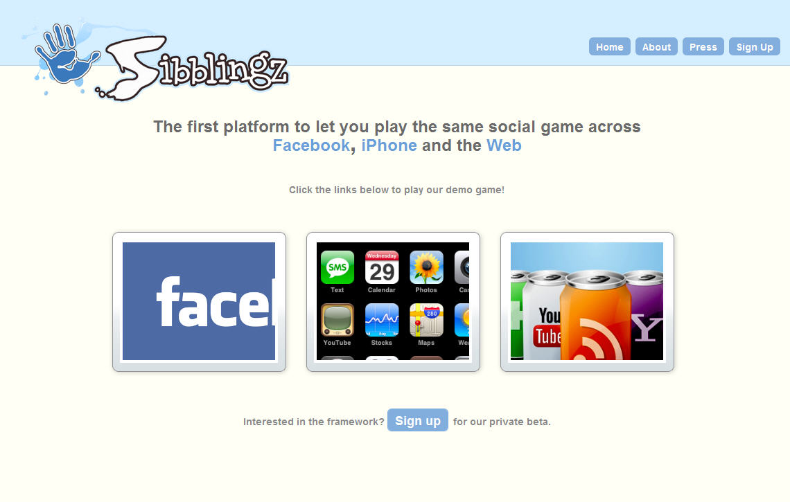 sibblings promises universal social gaming for everyone