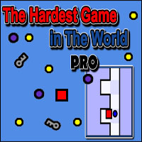 Free Online Game - The Hardest Game in The World