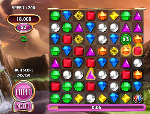update bejeweled blitz
