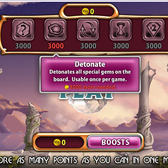 Bejeweled Blitz boosts and coins add new dimension to already addictive game